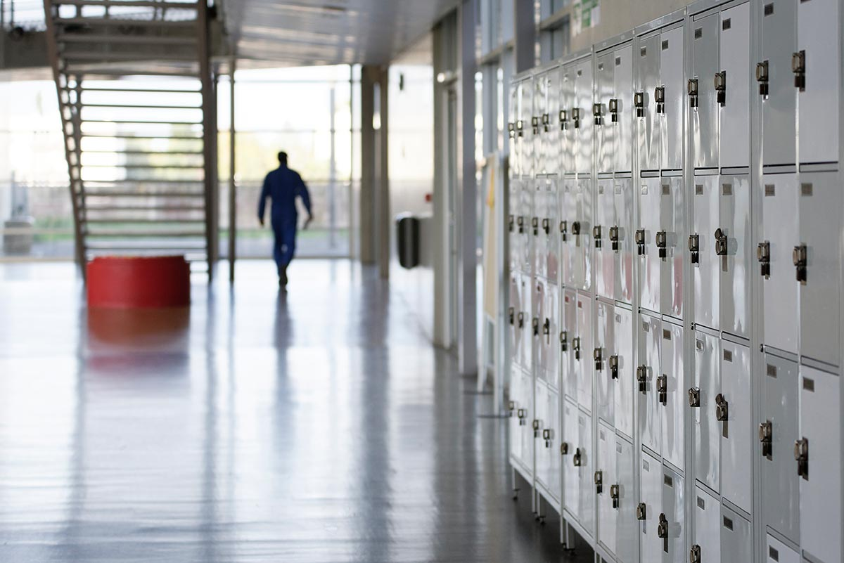 Photo du lycée Ampère