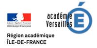 Logo Académie Versailles